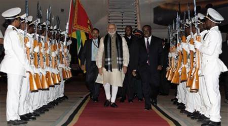 Narendra Modi, Modi in Africa, Modi in Mozambique, Modi's four nation tour, Modi's Africa tour, India africa ties, india africa relations, Modi's five day tour, Mozambique, South Africa, Tanzania, Kenya, India africa trade history,