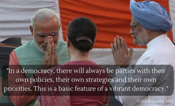 PM Modi's interview to Indian Express: Here are his top quotes