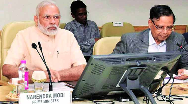 Niti Aayog, Narendra Modi, PM Narendra Modi, 15 year vision document niti Aayog, niti aayog meeting, modi niti ayaog, latest news, india new