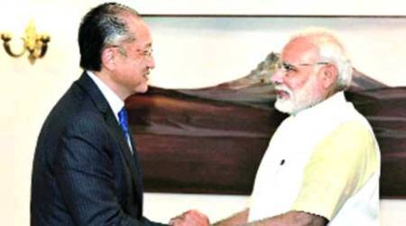 Narendra Modi, world bank president, world bank president visit india, india visit world bank president, Indian economy, narendra modi, business news