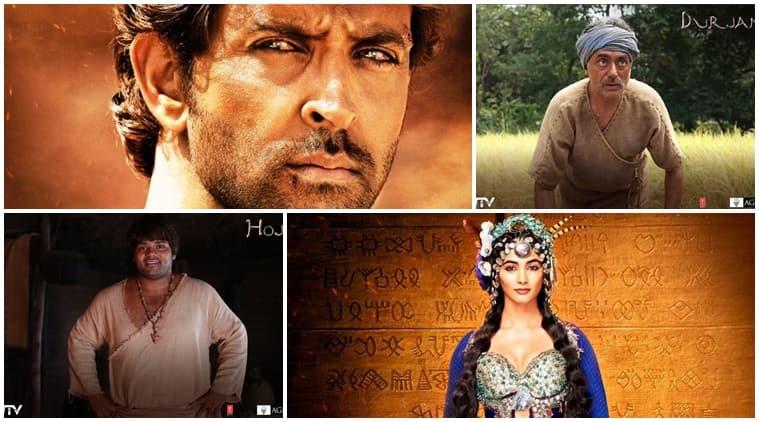 Hrithik Roshan, pooja hegde, Mohenjo Daro, Mohenjo Daro cast, Mohenjo Daro supporting actors