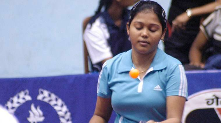 Mouma Das, table tennis, rio olympics rio 2016, rio olympics 2016, table tennis olympics, olympics 2016, sports