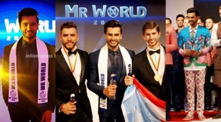 Meet Rohit Khandelwal, the first Indian to win Mr World, see pics