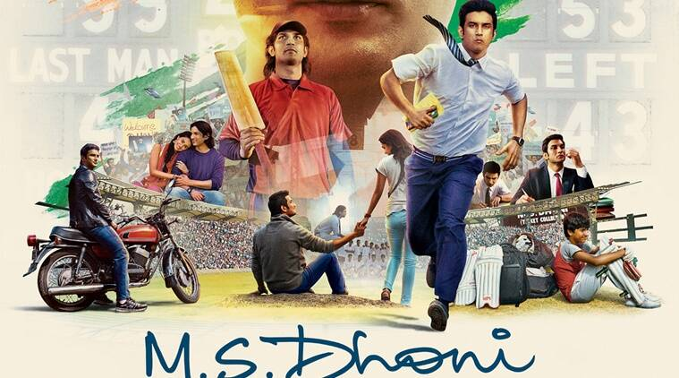 MS Dhoni, MS Dhoni Birthday, MS Dhoni poster, Dhoni, MS Dhoni 35th Birthday, Sushant Singh Rajput, MS Dhoni The untold Story, Kiara Advani, Disha Patani, Dhoni movie poster, MS Dhoni Untold Story poster, Entertainment