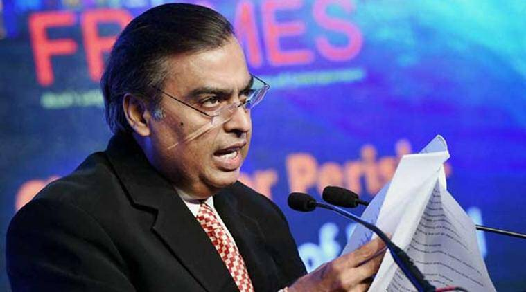 mukesh ambani, mukesh ambani richest indian, reliance mukesh ambani, mukesh ambani forbes list, Forbes list of India's 100 Richest People, india's richest people, india news, business news