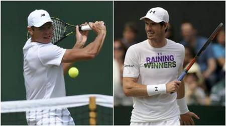 Wimbledon 2016, Wimbledon 2016 men's singles final, Andy Murray vs Milos Raonic, Murray vs Raonic, Raonic vs Murray, Andy Murray, Murray, Milos Raonic, Raonic, Tennis