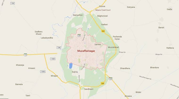 Muzaffarnagar, Muzaffarnagar bjp MLA attacked, muzaffarnagar youth attack bjp MLAs, Muzaffarnagar news, India news, indian express