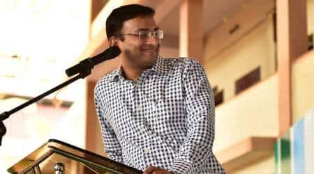 Kerala's 'Collector Bro' Prasanth Nair will be private secretary to Tourism Minister KJAlphons