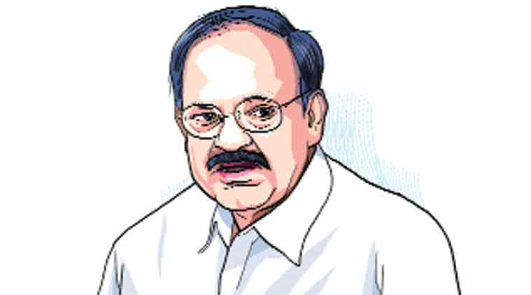 M Venkaiah Naidu,  I&B Ministry, cabinet reshuffle, narendra modi cabinet reshuffle, Birender Singh, Rural Development and Panchayati Raj, rss, rss leaders, bjp, p r chaudhury, indian express news, indian express delhi confidential, india news