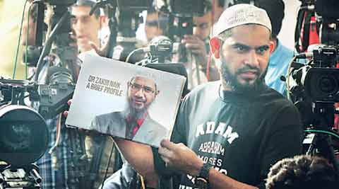 zakir naik, zakir naik speech, islamic preacher zakir naik, zakir naik dhaka attack, zakir naik is, zakir naik islamic state, mumbai, zakir naik, zakir naik speeches, peace tv, zakir naik preacher, islamic preacher naik, mumbai police, nashik, bangladesh attack, dhaka attack , india news, latest news