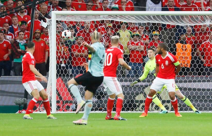 Euro 2016: Wales stuns Belgium to reach first semifinal