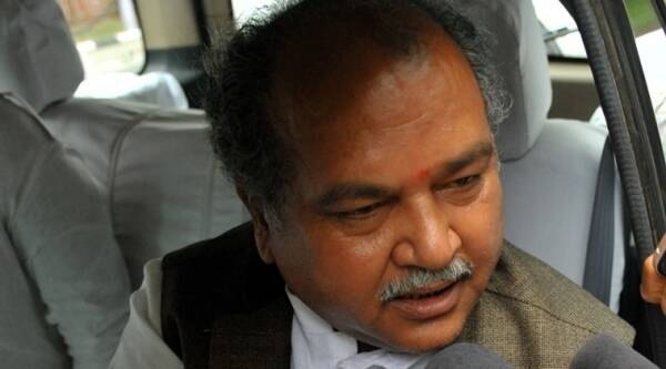 Union Minister Narendra Singh Tomar admitted to AIIMS