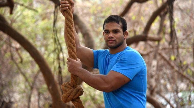 narsingh yadav, narsingh, sushil kumar, narsingh vs sushil, nada, narsingh dope test, narsingh dope, sports news, sports