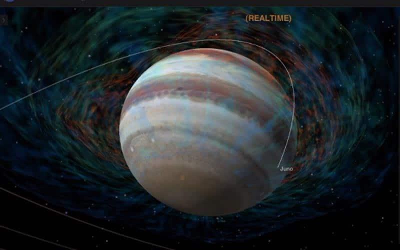 Juno, Juno spacecraft, juno in jupiter, Juno In Jupiter Orbit, nasa mission juno, nasa's juno mission spacecraft, juno spacecraft launch, latest NASA mission, Mission Juno, science news, science news today, latest science news