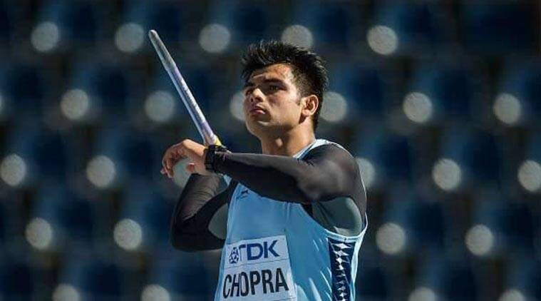 Neeraj Chopra, Neeraj Chopra Javelin throw, Neeraj Chopra India world champion, Neeraj Chopra India, Neeraj Chopra world record, Sports News, Sports