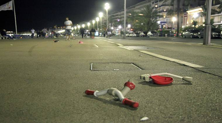 France To Fall Silent For Nice Victims As Politicians Bicker World News The Indian Express