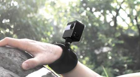 Nico360 attached to arm small