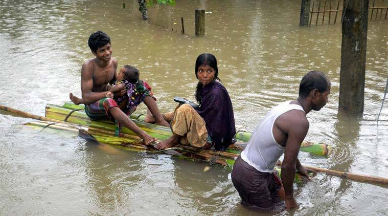 bengal, north bengal, floods, bengal floods, north bengal floods, bengal tea garden, bengal tea garden flood, dooars floods, bengal rains, bengal news, india news, flood news