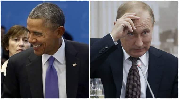 Barack Obama, Vladimir Putin, Obama, Putin, Obama-Putin, NATO Summit, Syria, Ukraine, US-Russia, World news