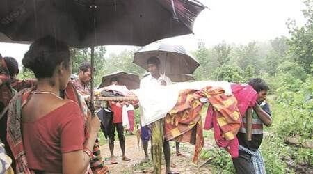 Killed in anti-Maoist operation: Elderly couple calling son, Odisha villagers looking for goats