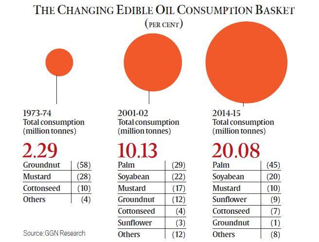 Edible Oil Market