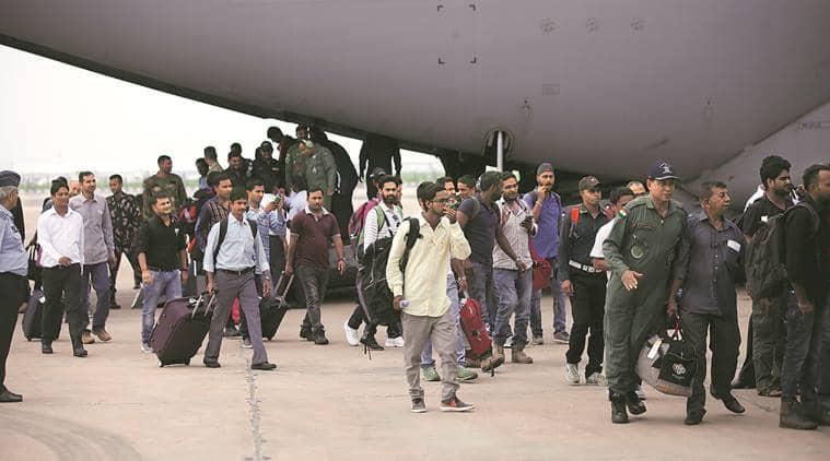 Sudan, sudan indian evacuated, operation sankat mochan, Sankat mochan, South Sudan Indians, Indians sudan, Indians in Sudan, Indians South Sudan, V K Singh Sudan,