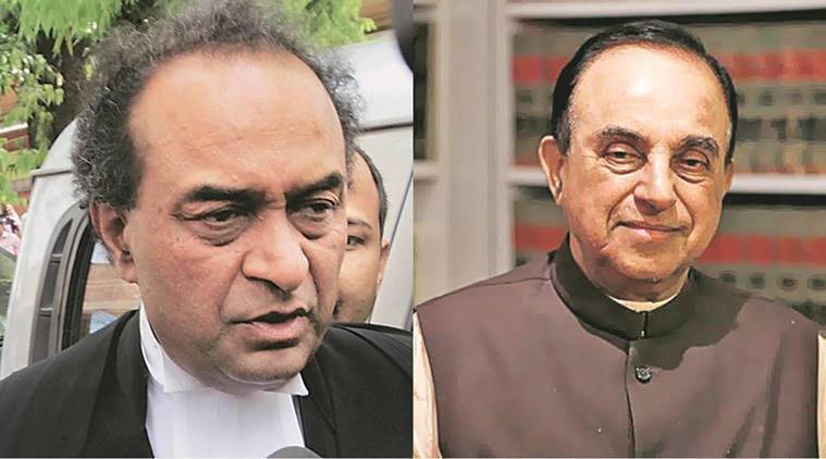 Subramanian Swamy, swamy hate speech, hate speech swamy, swamy mukul rohatgi, attorney general mukul rohtagi, mukul rohatgi, india news, indian express news