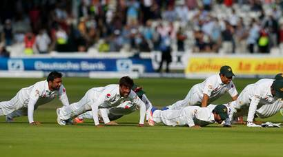 England vs Pakistan: Pakistan's show of strength after historic win over England at Lord's