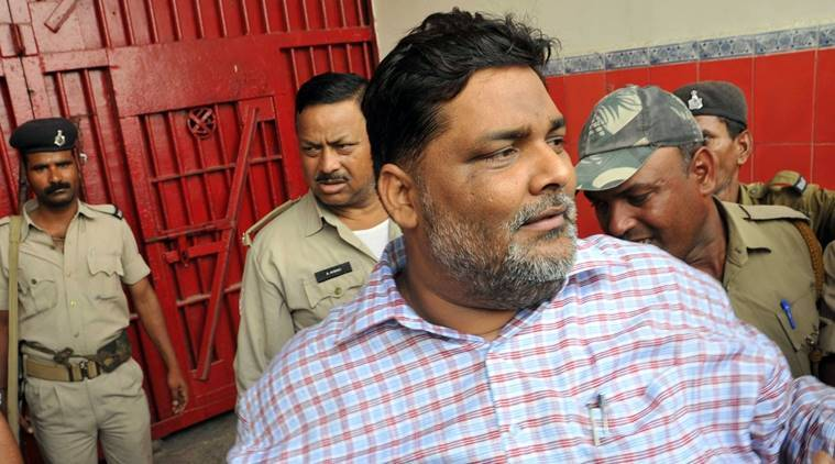Pappu Yadav, court denies bail to pappu yadav, Pappu Yadav bail denied, Kargil Chowk, Pappu Yadav bail plea, Madhepura MP Rajesh Ranjan, india news, indian express
