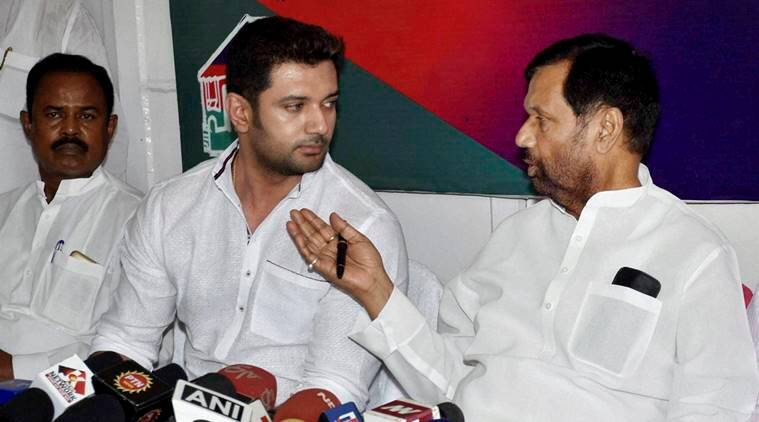 Temple is one party's agenda, not for NDA or Govt, says ally Chirag Paswan