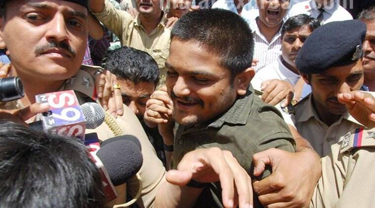 Hardik Patel, Hardik Patel bail, Hardik Patel granted bail, Patel quota, Visnagar case, Visnagar case bail application, news, India news, Gujarat news, latest news, news, national news, Hardik Patel case, Hardik Patel bail trial, Patidar community, OBC reservation, Patel OBC reservation, OBC, Patel OBC, OBC quota Patels, Patels OBC quota