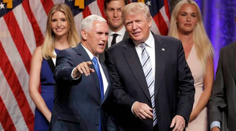 trump vp, donald trump running mate, mike pence, trump running mate, donald trump, us presidential elections 2016, trump vs hillary, gop cleveland, gop convention, trump cleveland convention, cleveland news, united states news, world news, latest news
