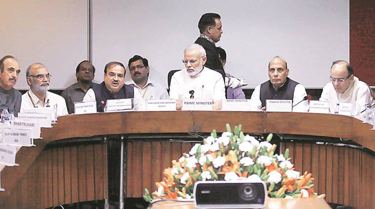 Modi readies turf for GST