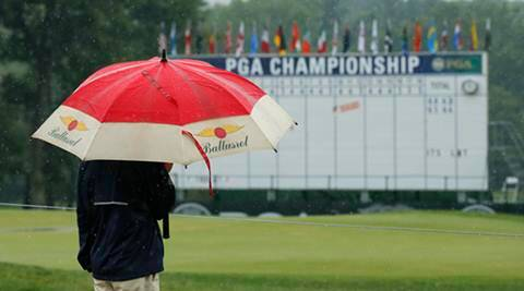 PGA Championship, PGA Championship washed out, PGA Championship weather forecast, PGA of America, PGA golf, golf, golf news