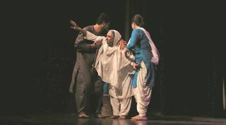 Humsaya — Theatre For Peace Festival: Play depicts true stories of people from Punjab and Pakistan during 1947 Partition