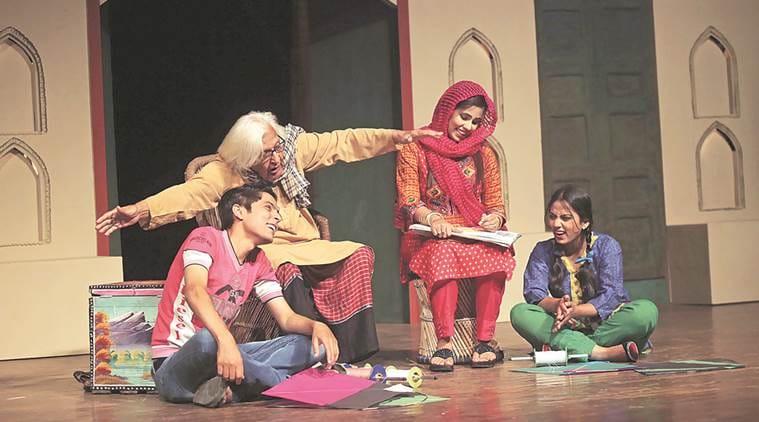 Chandigarh theatre, theatre, Chandigarh pakistan theatre group, Punjab Arts Coucil,Punjab Sangeet Natak Akademi, Adakar Manch Mohali,Sukhchain Singh Gill,Ajoka Theatre,Shahjahan, Aurangzeb, Saadat Hasan Manto, news, India news, national news, Chandigarh news, latest news
