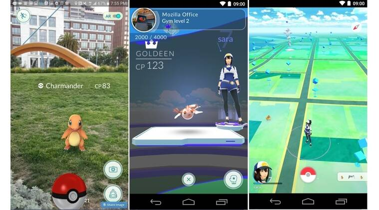 pokemon games for iphone go launched for android and ios the indian 1970