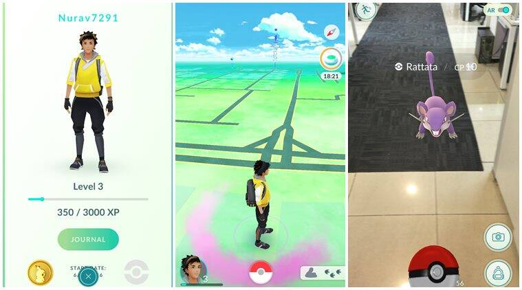 Pokemon go, pokemon go how to play, pokemon go game, pokemon go india, how to catch pokemons