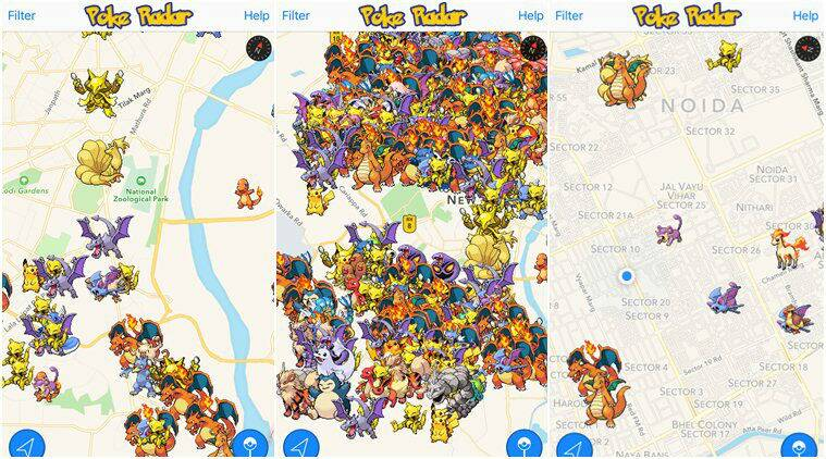 Apps that can help you locate Pokémon nearby | Technology News, The