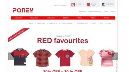 Poney, Noida, latest store in noida, malaysian brand poney, kidswear poney, kids apparel poney, lifestyle news, fashion news