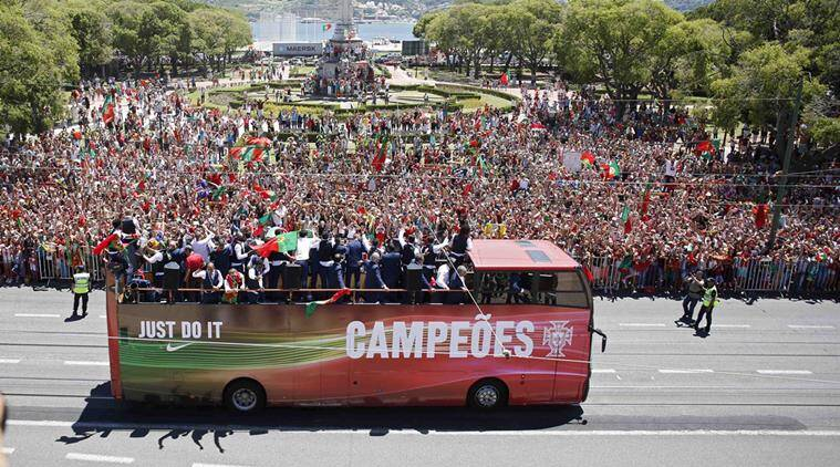 Portugal, Portugal national football team, Portugal Euro 2016, Portugal celebrations, Portugal celebrations video, Euro 2016, Euro 2016 final, Euro 2016 celebrations, Portugal Euro celebrations, football