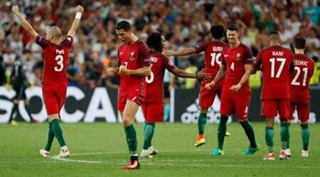 Portugal reach semi-finals on penalties
