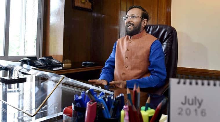 Prakash Javadekar, hrd minister, iit, Chhattisgarh IIT, hrd ministry, Prakash Javadekar Chhattisgarh, Chhattisgarh news, education news, india news