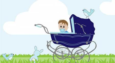 baby pram, covering pram, pram, stroller, baby stroller, taking care of newborn