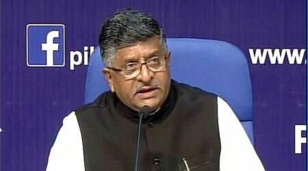 India's digital economy set to grow over three-fold to $1  trillion by 2024: Ravi Shankar Prasad