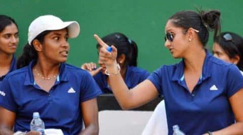 Rio 2016 Olympics, Rio Olympics 2016, Prerthana Thombare profile, Prerthana Thombare Tennis Profile, Thombare Tennis, Tennis News, Tennis