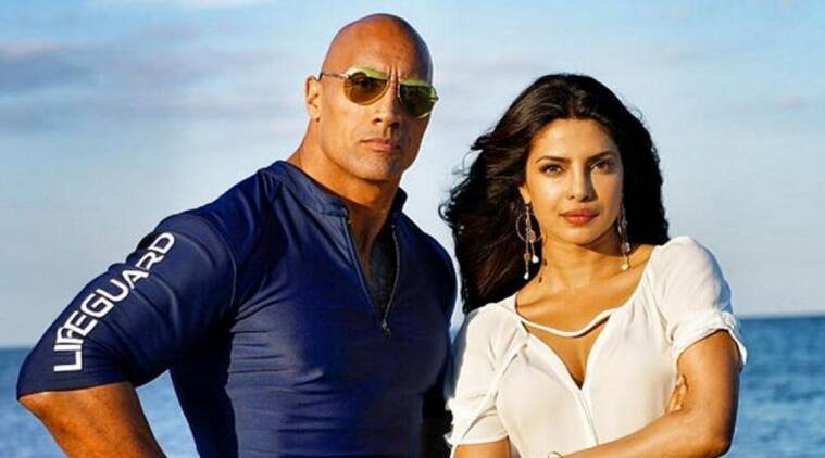 Priyanka Chopra, Baywatch, Priyanka Chopra Baywatch, Priyanka, Priyanka Baywatch, Priyanka Chopra dwayne Johnson, Dwayne johnson, Priyanka Dwayne Johnson, Priyanka Chopra baywatch movie, Priyanka Baywatch film, Entertainment