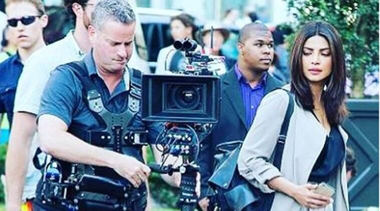 Wow! Priyanka Chopra begins shooting for Quantico 2
