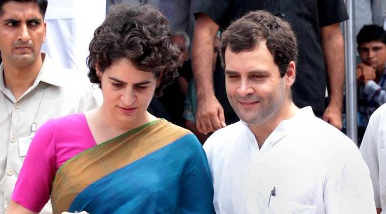 UP assembly polls, UP elections, UP elections 2017, Leading party in Uttar Pradesh, Priyanka Gandhi, Rahul Gandhi, National Congress Party, latest news, India news