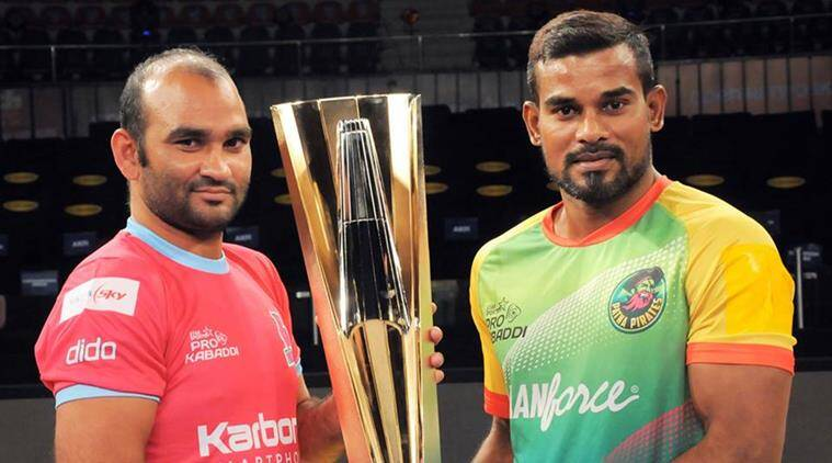 Pro Kabaddi Season 4, Pro Kabaddi final, PKL, PKL final, Pro Kabaddi Season 4 live video, Pro Kabaddi Season 4 live score, Kabaddi live score, kabaddi live streaming, Patna Pirates vs Jaipur Pink Panthers, Sports